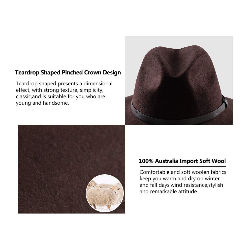 038a42d7b0c12 Wool Felt Hat