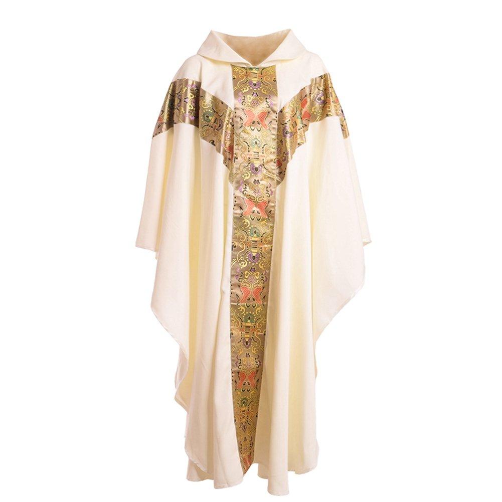 Amazon.com: BLESSUME Priest Celebrant Chasuble Catholic Church ...