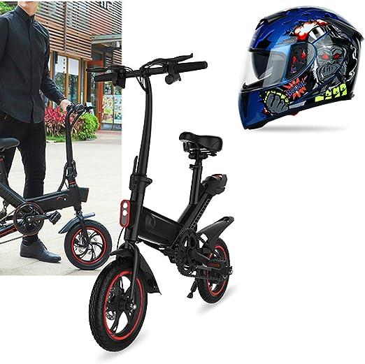 Hxl Bicicleta electrica Ebike portátil para desplazamientos y Ocio ...