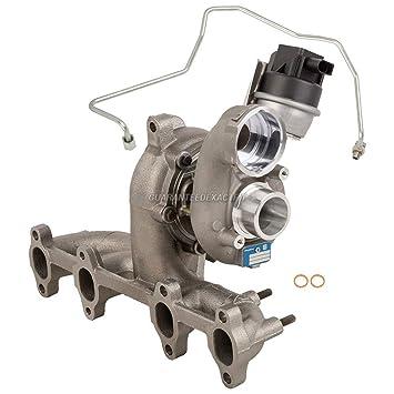 Marca nuevo OEM Turbo turbocompresor W/buyautoparts instalar Kit para VW Volkswagen - buyautoparts 40 - 80272ol nuevo: Amazon.es: Coche y moto