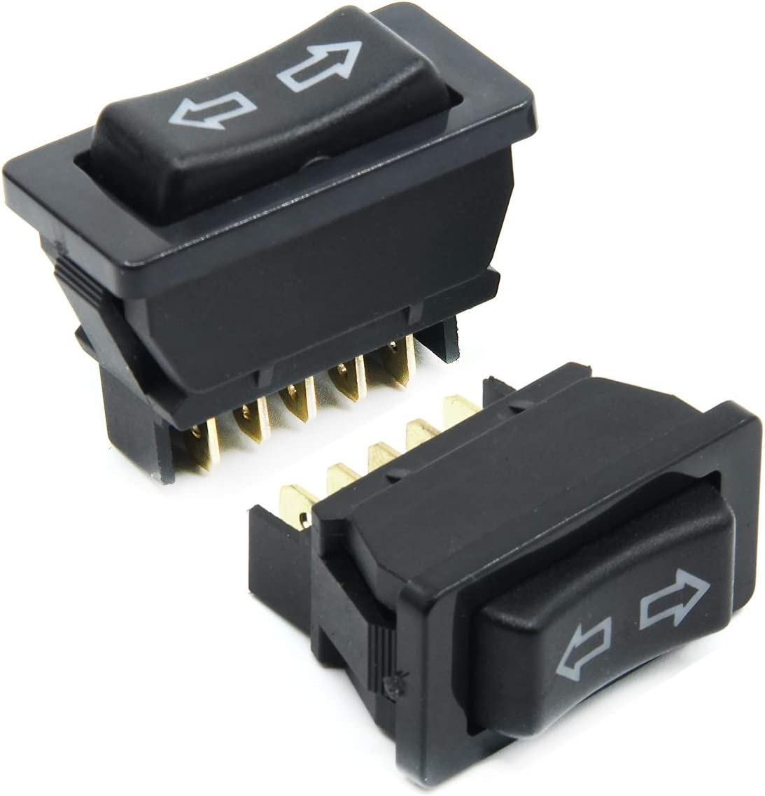 Forwin Parts Climate Control Push Button Set for BMW E39 528i 530i 540i M5 E53 X5 64118375645