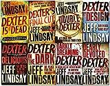 Jeff Lindsay Novel Dexter Series Collection 8 Books Set (Dexter)