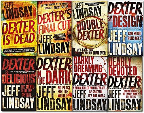 Jeff Lindsay Novel Dexter Series Collection 8 Books Set - Lindsay Collection The