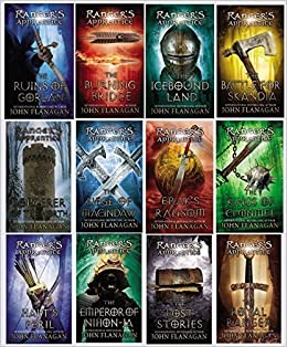 The Ranger S Apprentice Series Complete 12 Book Set
