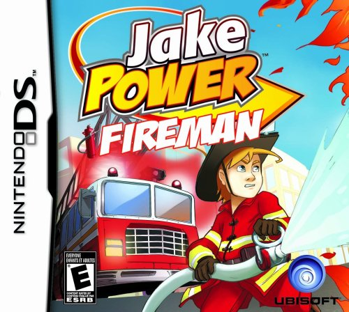 Jake Power Fireman - Nintendo DS