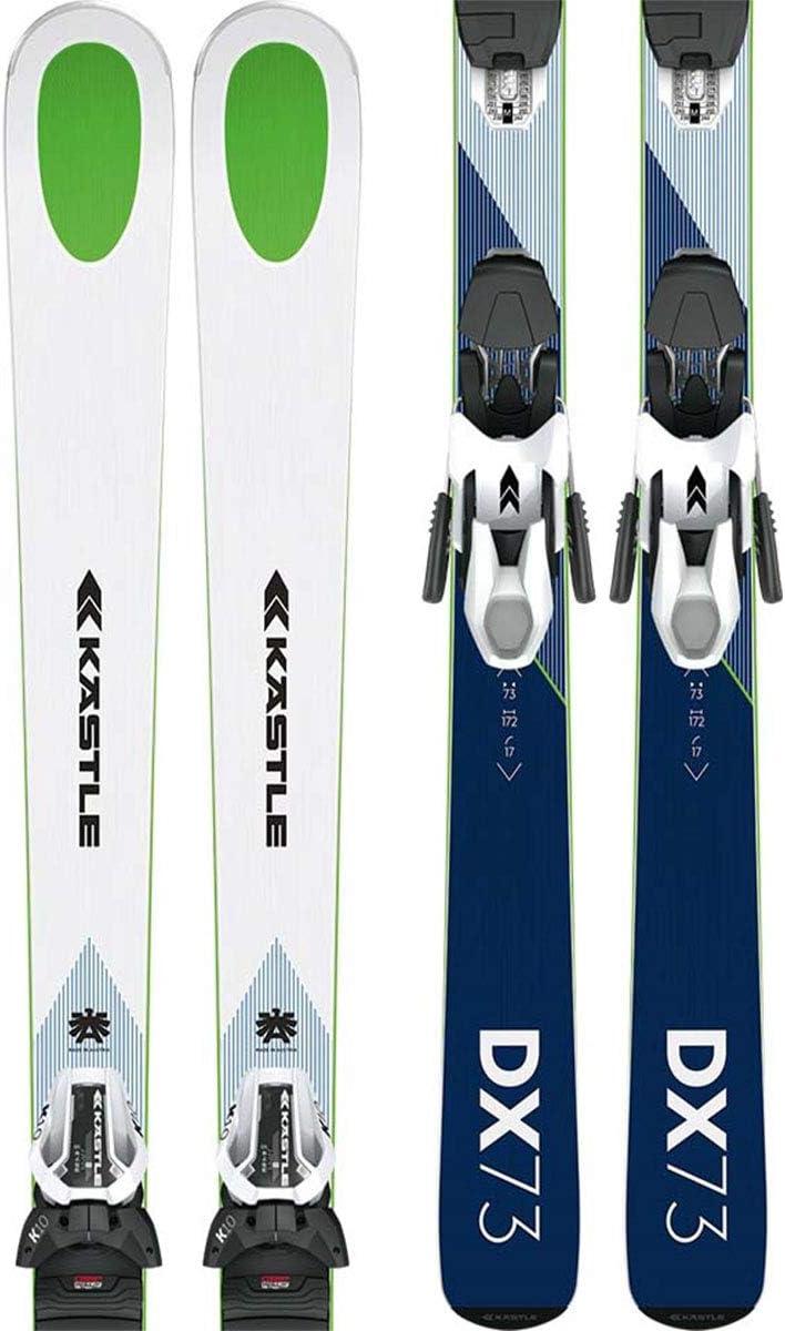 Kastle Pack Ski Dx73 + K10 SRL Gw: Amazon.es: Deportes y aire libre