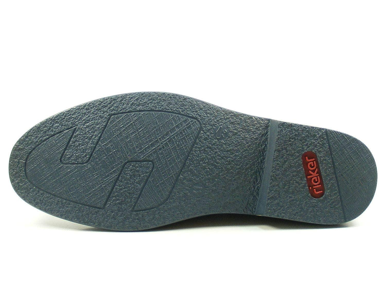 Rieker 13471 24 Schuhe Herren Halbschuhe Slipper Kleidung