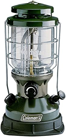 Coleman – Farol Northstar combustible Dual Lámpara de luz para al aire libre Camping