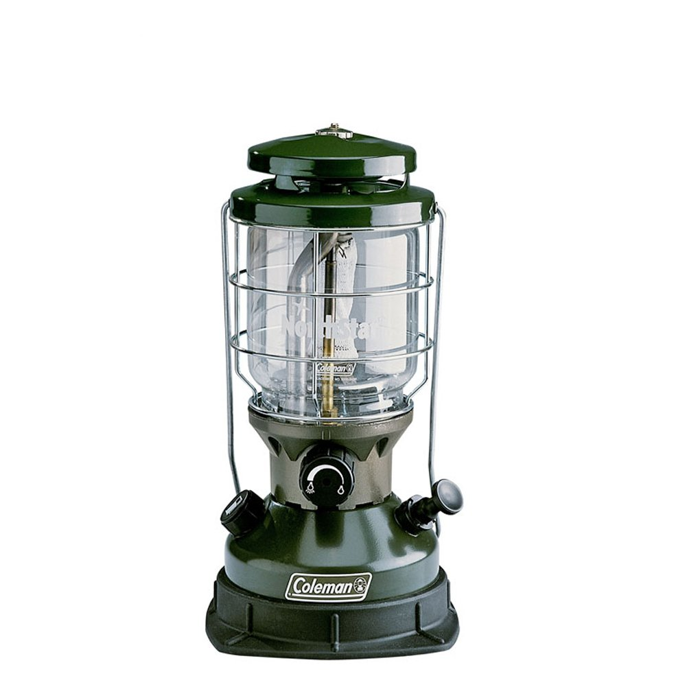 Coleman Lantern Northstar Dual Fuel Light Lamp for Outdoor Camping