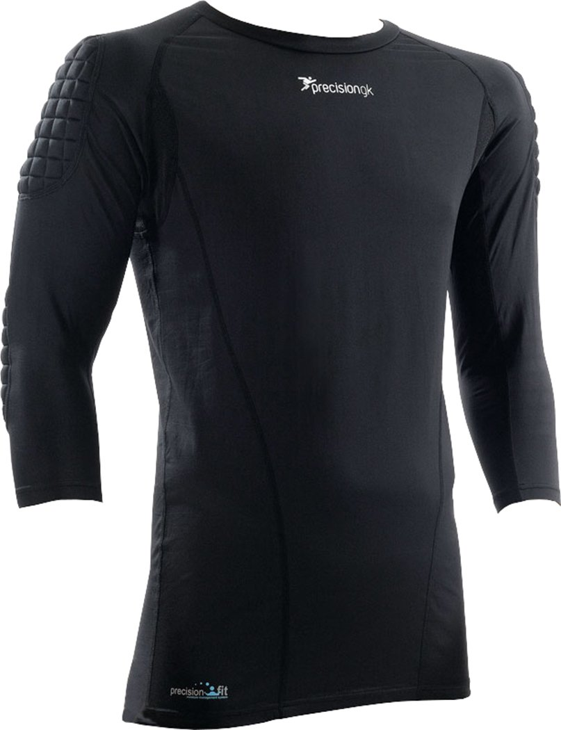 Only Sports Gear Precision Padded Base-Layer Football GK Shirt New Only Sportsgear