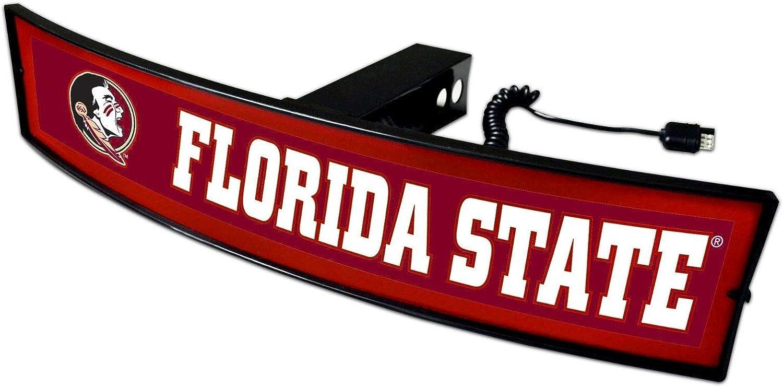 フロリダ州立大学セミノールズ ライトアップ ヒッチカバー