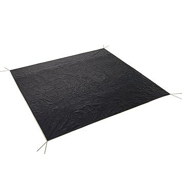 【クリックで詳細表示】ロゴス ぴったりグランドシート 浸水・湿気を防ぐ快適シート 取り付け簡単 テントマット