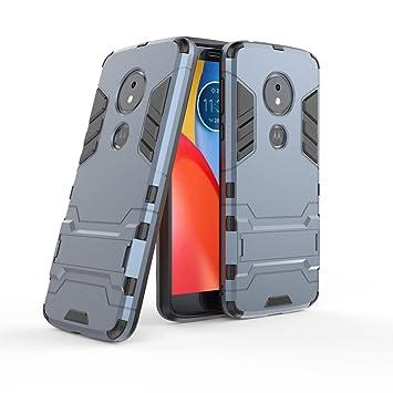 "7ea2b399e1c HDRUN Motorola Moto E5 (5.7"") / Moto G6 Play Funda - 2in1 Duro"