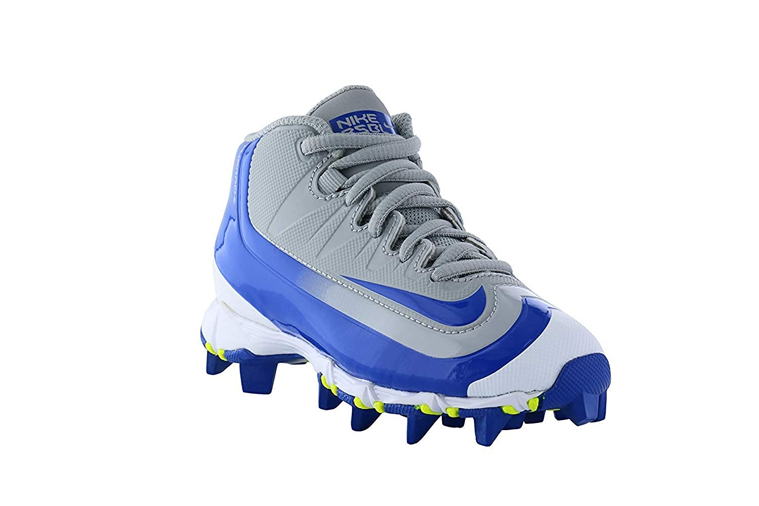 5a67b10c9059b Nike Kids Huarache 2K Filth Pro Mid Baseball Little Kid Big Kid Wolf Grey  White Game Royal Kids Shoes  Amazon.ca  generic