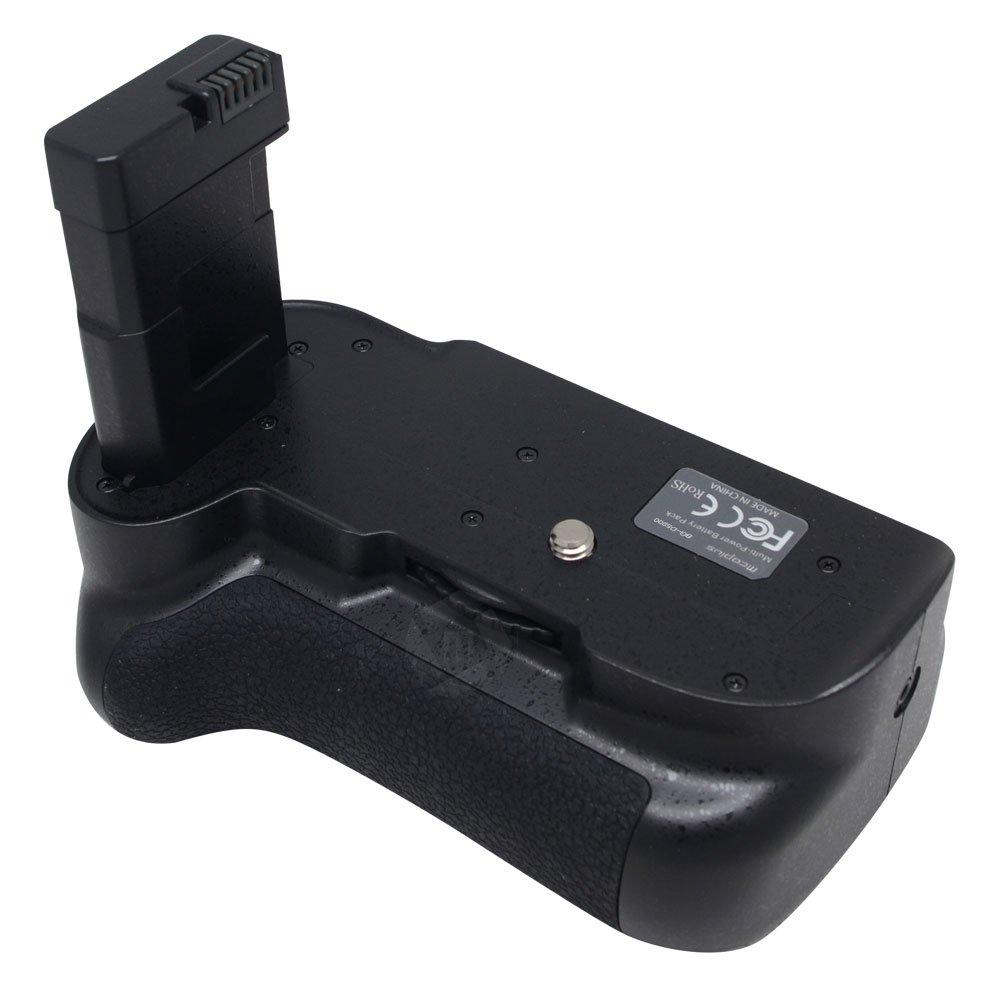 MeiKe Vertical Battery Grip For Nikon D5200 Camera as EN-EL14