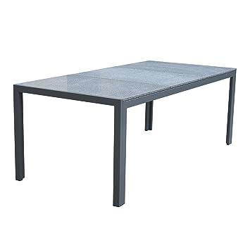 Amazonde Jalano Granit Tischplatte Gartentisch Gartenmöbel