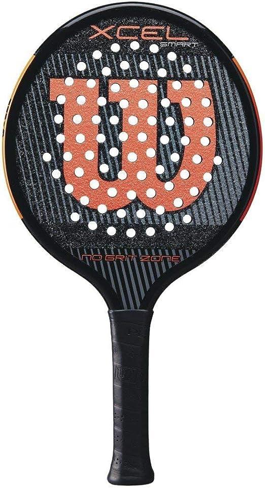 Amazon.com : Wilson Xcel Smart Platform Tennis Paddle ...