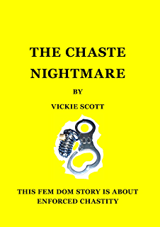 A year locked in chastity fem dom story of chastity and bondage the chaste nightmare a fem dom story of enforced male chastity fandeluxe Choice Image