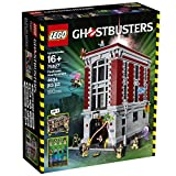 LEGO Ghostbusters Firehouse Headquarters Building Kit, 4634-Piece