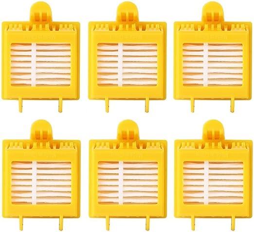 Amazon.com: efluky Filtro de repuesto partes accesorios para ...