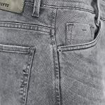 Mufti Men's Carrot Fitted Jeans
