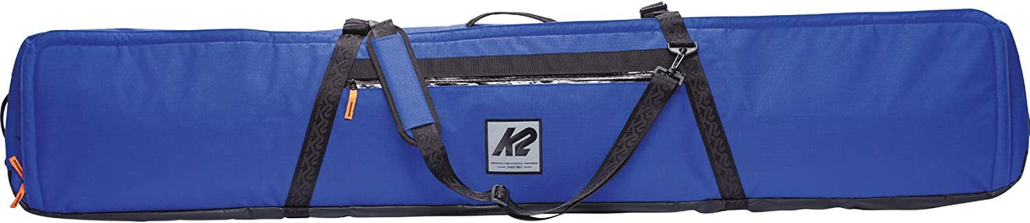 K2 Super Special SALE held Snow Unisex– Adult's Bag Houston Mall Padded Snowboard