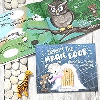 Personalised Children's Book, Behind the Magic Door