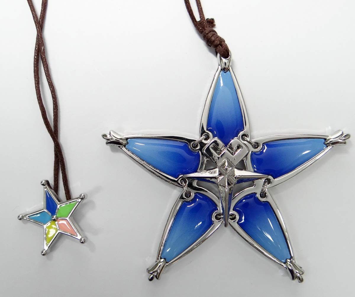 Decalism Aqua's Wayfinder from Kingdom Hearts Made of Metal by Decalism (Image #4)