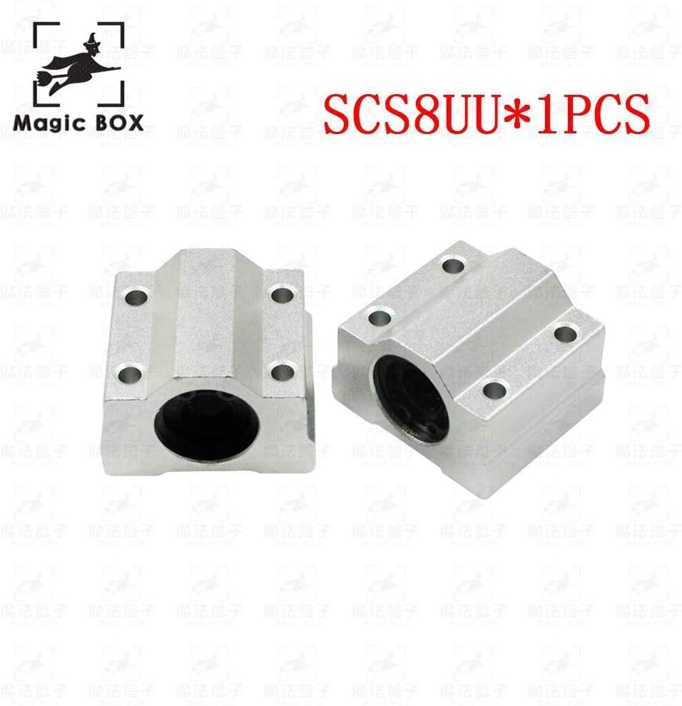 Laliva Impresora 3D – Impresora 3D partes SC8UU SCS8UU 8 mm bloque ...