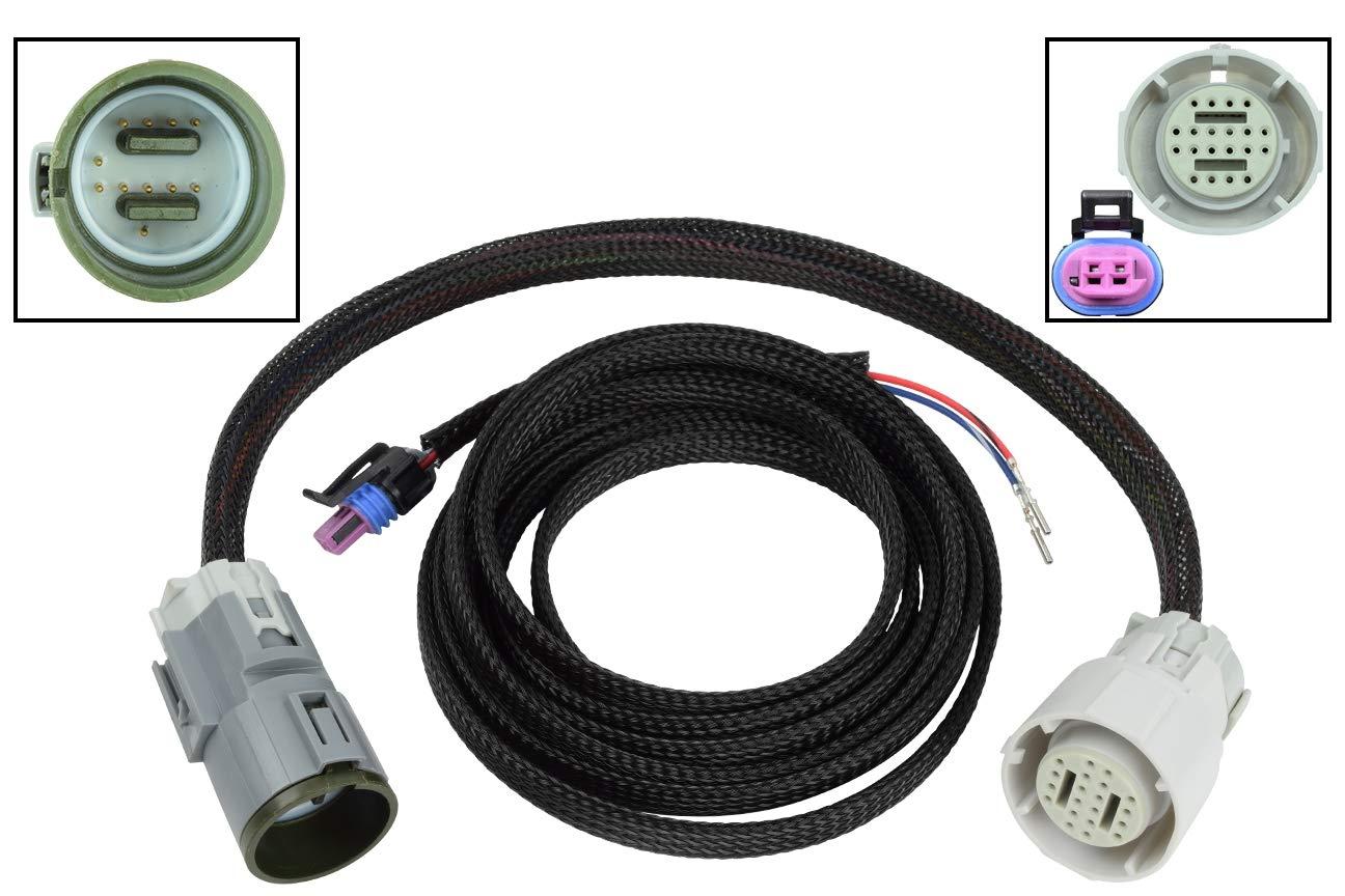 Transmission Wire Adapter Harness 4L60E to 4L80E 18 with VSS LS1 LM7 LQ4 5.3 4.8 WATRA30-18
