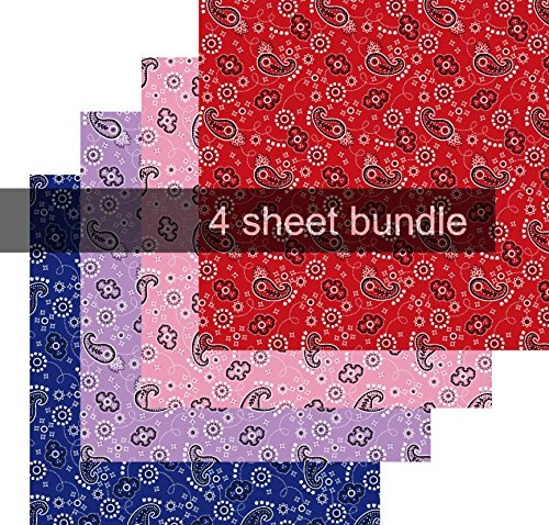 Where to find bandana vinyl heat transfer?