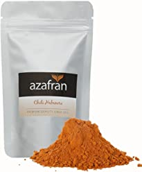 Azafran Habanero Chili Pulver gemahlen - Vorsicht scharf! 100g
