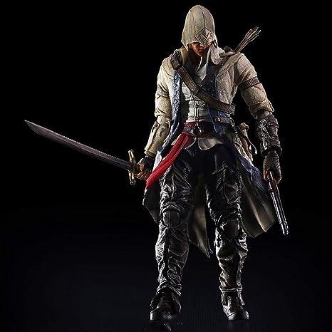 LSXUE Assassins Creed III: Connor - El último Aliento Figura ...