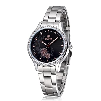 Reloj De Dama Para Mujer Quartz Watch Fashion Casual Luxury Relogio Feminino RE0041