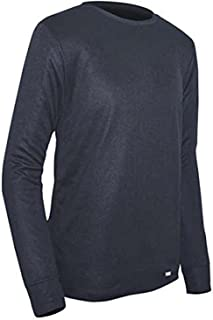 product image for Polarmax Unisex Youth Double Base Layer Long Sleeve Crew