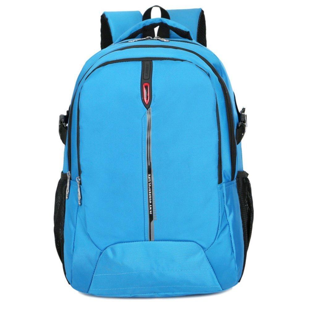 Zaino Laptop Zaino 15.6in Zaino Da Uomo Uomo Uomo Impermeabile Per Uomini E Donne Borsa Da Scuola Per Lo Studente Che Fa Un'escursione Al Lavoro,blu | Di Qualità Superiore  | Apparenza Estetica  09be1c