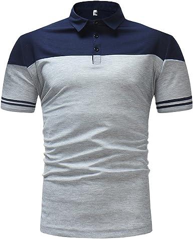 Sallydream Comprar Polos Camisa Slim fit para Hombre de Negocios ...