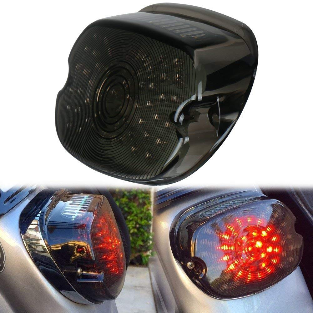 Nrpfell LED Motorcycle Retrofit Special rear taillight LED multifunction with turn tail light for Harley-Davidson