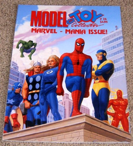 (Model and Toy Collector Magazine Issue #26 (Marvel Mania Issue!))
