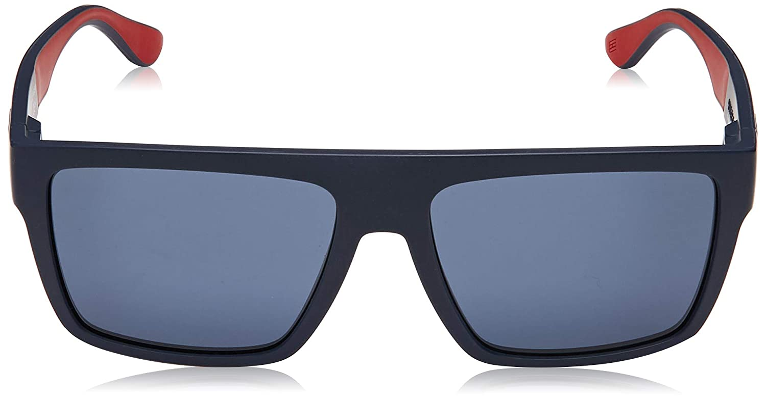 Tommy Hilfiger TH1605//S IPQ Matte Blue TH1605//S Square Sunglasses Lens Category