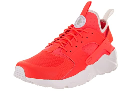 f87fbc17aa77c Nike Air Huarache Run Ultra Bright Crimson Pale Grey-White (8 D(M) US)  Buy  Online at Low Prices in India - Amazon.in