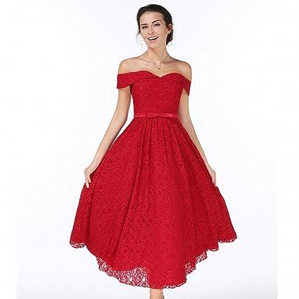 DRESS la Primera Mitad de la Novia Vestido de Novia de Oto?o Y el