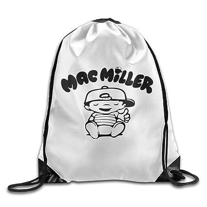 Mac Miller Kid cordón mochila Bolsa Bolsa