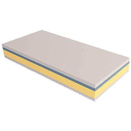 Materasso Memory Foam Baldiflex.Baldiflex Materasso Memory Plus Top Fresh 90 X 190 Cm Amazon It