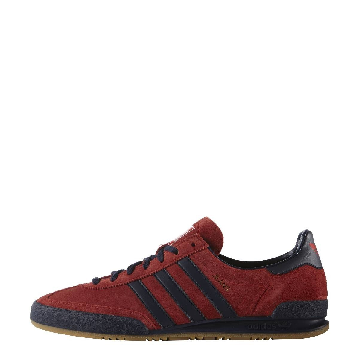 premium selection 750de a4568 adidas Mens Originals Mens Jeans MKII Trainers in Red - UK 6  Amazon.co.uk   Shoes   Bags