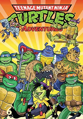 Teenage Mutant Ninja Turtles Adventures Volume 6 (TMNT Adventures)]()