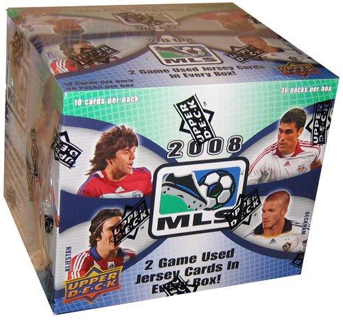 2008 Upper Deck MLS Trading Cards