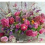 Geliebte Blumensträuße 2018 – DUMONT Wandkalender – mit allen wichtigen Feiertagen – Format 38,0 x 35,5 cm