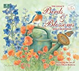 Legacy Publishing Group 2016 Wall Calendar, Birds and Blossoms (WCA19404)