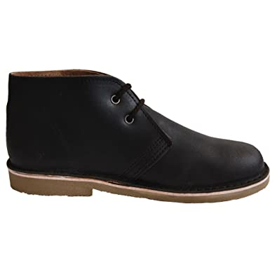 cffb4b0ee8ed2 Desert Boots - Boots - Men - Boys - Nappa-leather: Amazon.co.uk ...